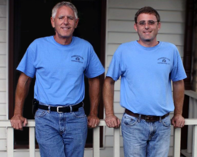 Pendergrass and Son L L C  Licensed General Contractor