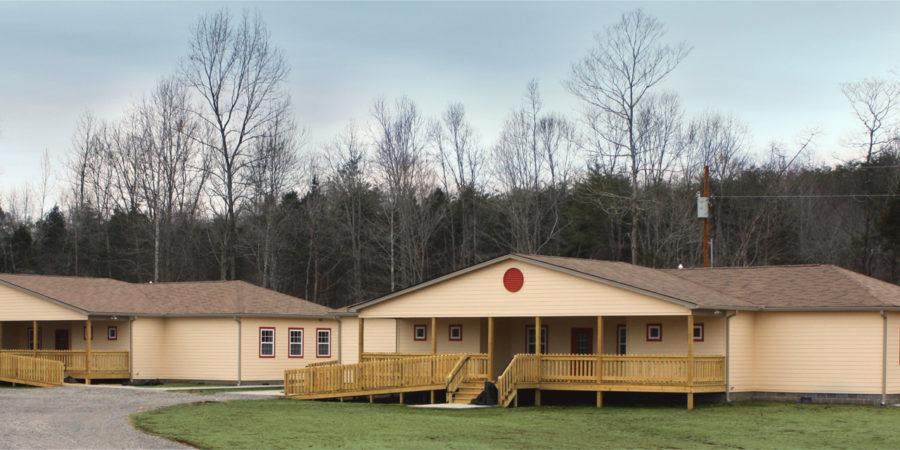 New Life Lodge Treatment Center Housing